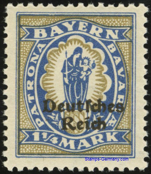 Briefmarke Deutsches Reich Michel 130 030 Stamps Germanycom