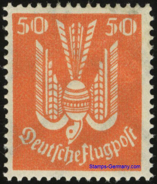 Briefmarke Deutsches Reich Michel 347 500 Stamps Germanycom