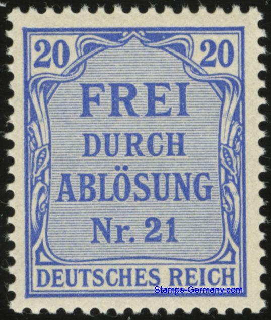 Briefmarke Michel Dienstmarken 5 025 Stamps Germanycom